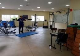 Aula virtual de Educação Física