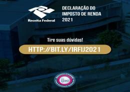 Curso de Ciências Contábeis oferece apoio para a Declaração do Imposto de Renda 2021